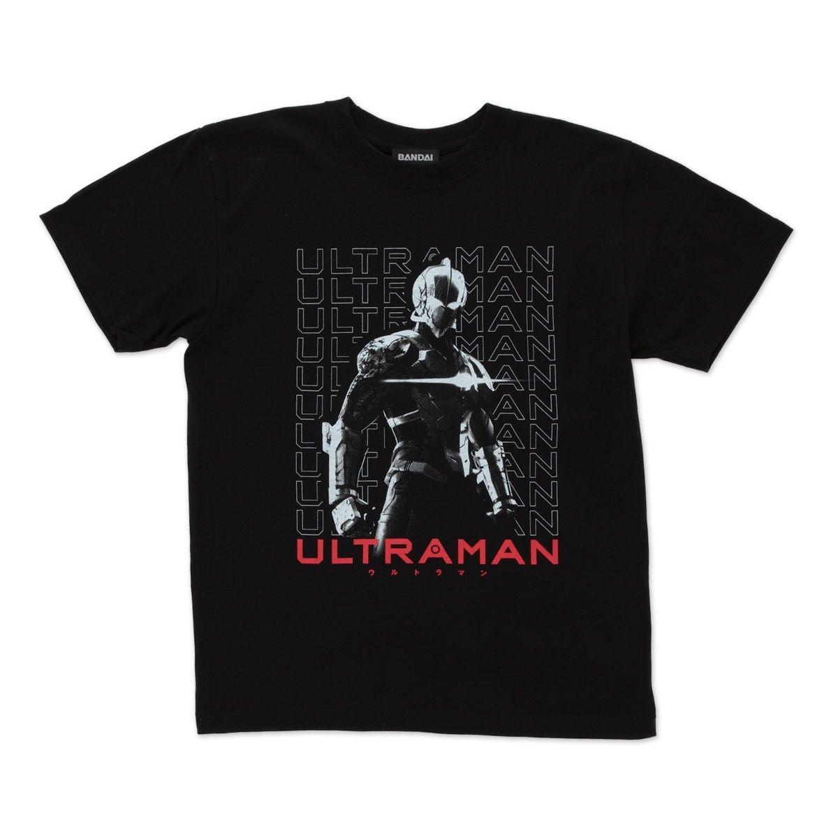 Animation Ultraman T-Shirt (Ultraman and logo)