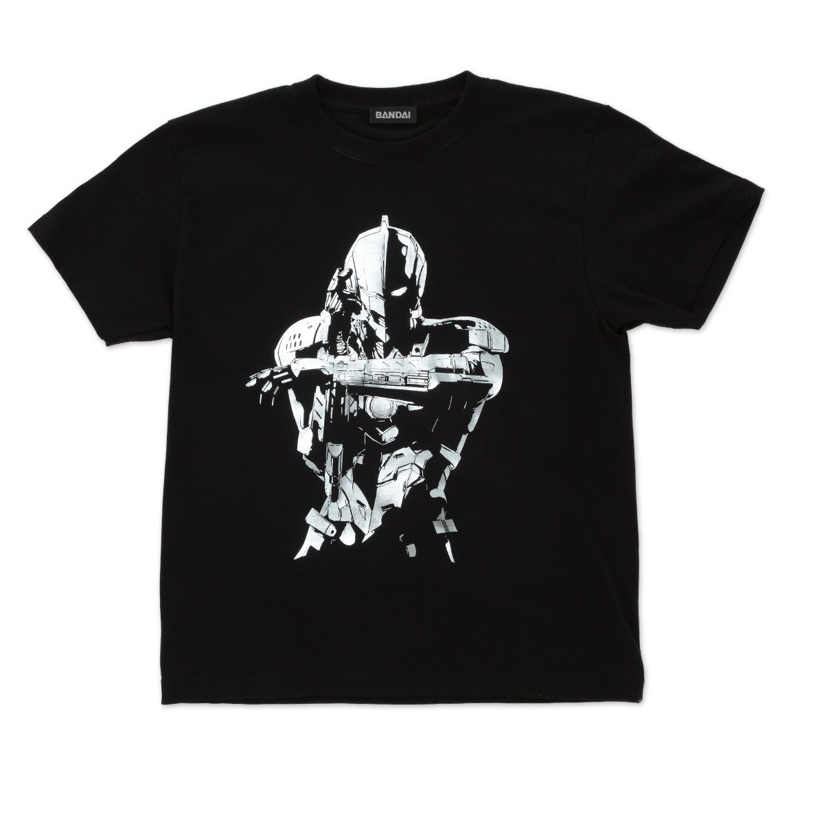 Animation Ultraman T-Shirt (Silver foil)