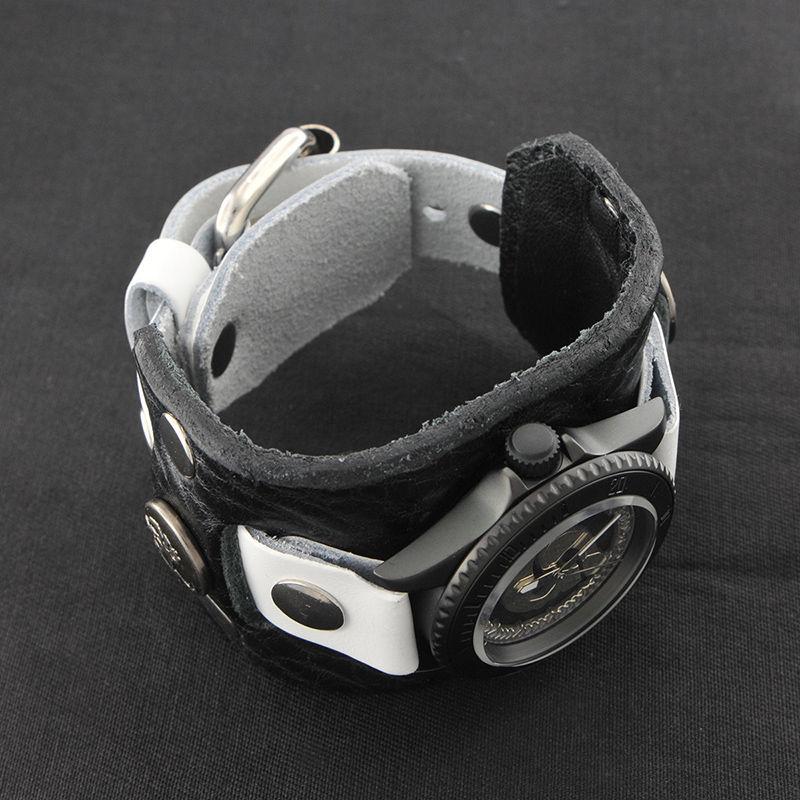Kamen Rider Skull Wristwatch Black Model