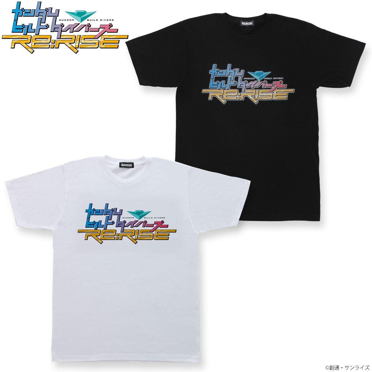 Gundam Build Divers Re:RISE Full Color T-shirt