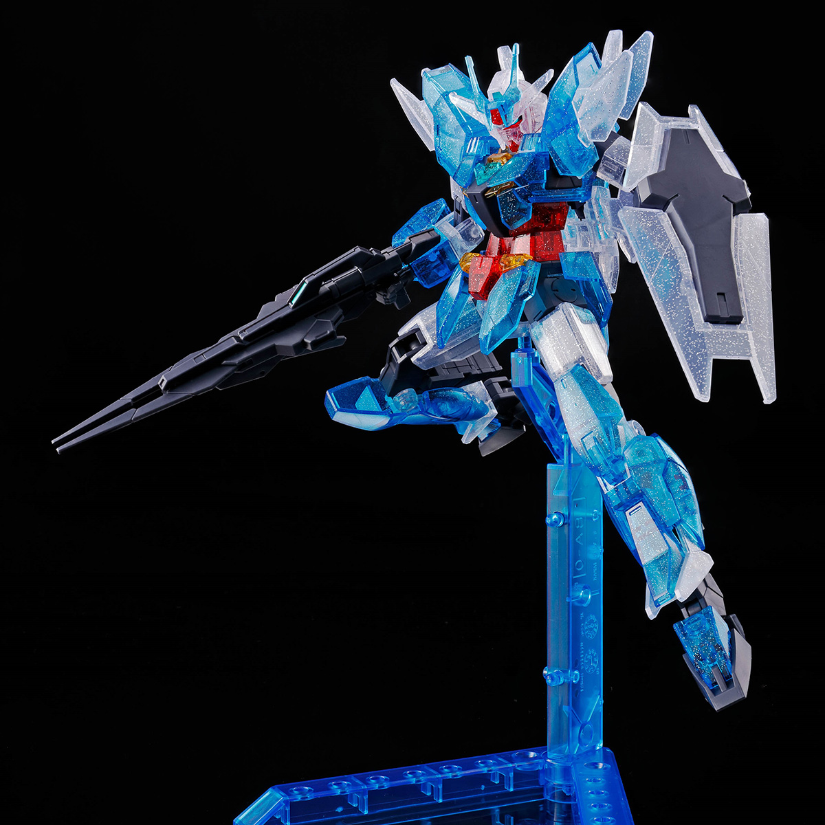 HG 1/144 EARTHREE GUNDAM [DIVE INTO DIMENSION CLEAR][Sep 2020 Delivery]