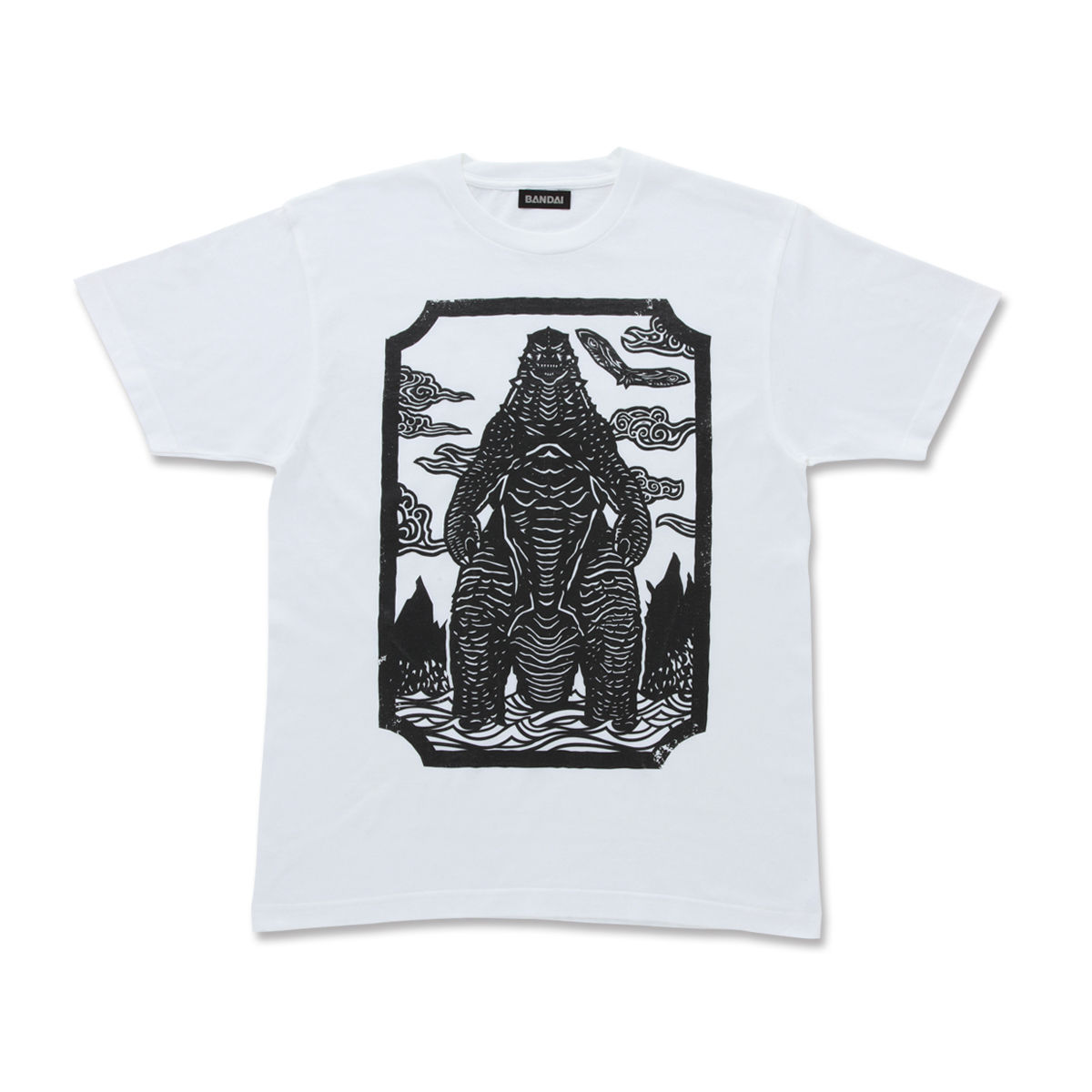Godzilla: King of the Monsters - Japanese Poster Design T-shirt