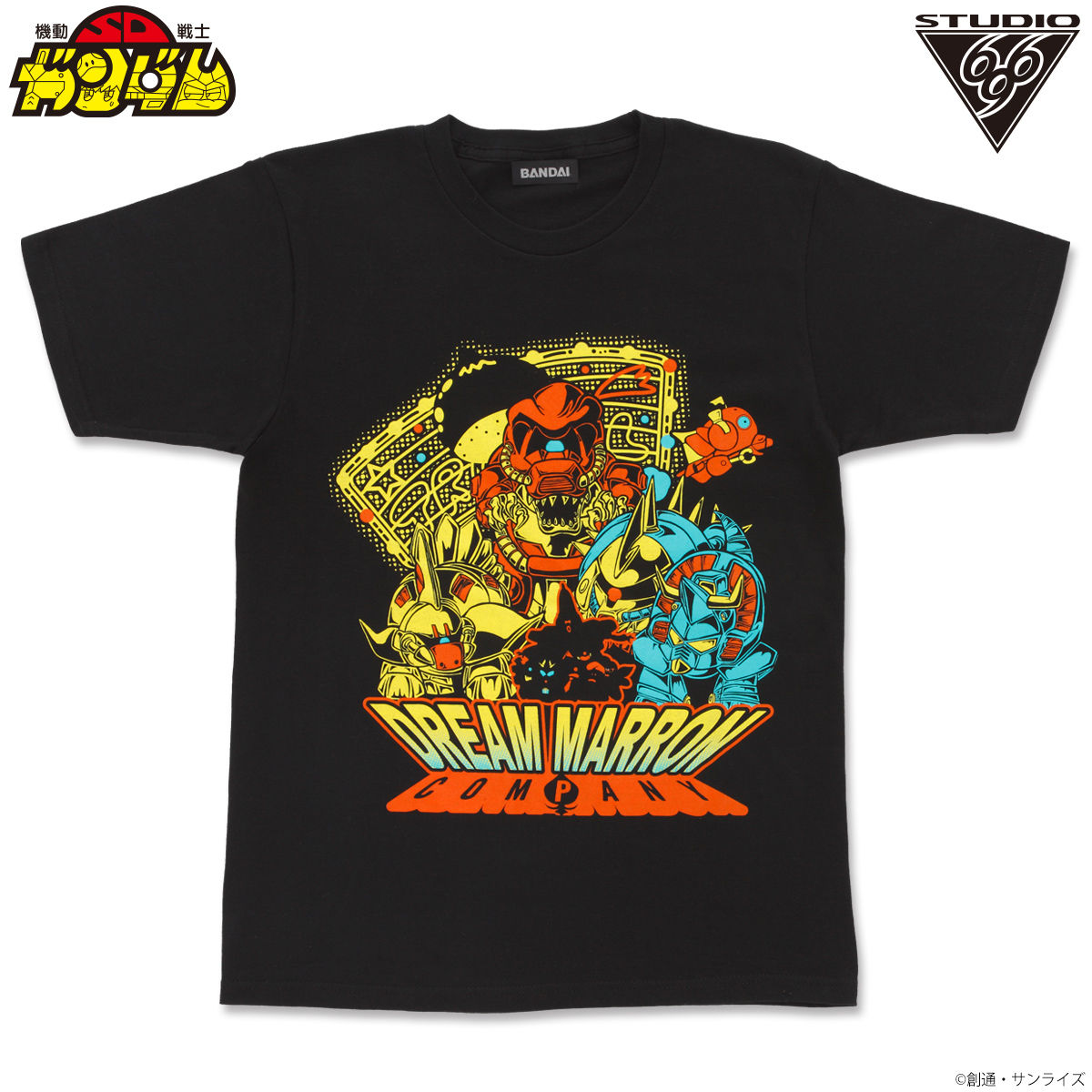 Dream Marron Company feat. STUDIO696 T-shirt