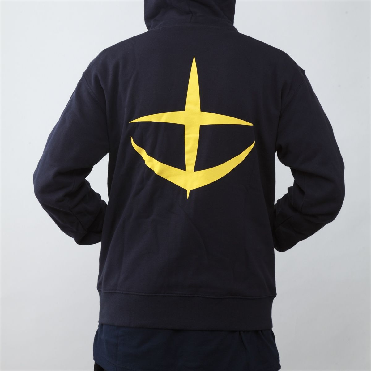 Mobile Suit Gundam Earth Federation Space Force Hoodie