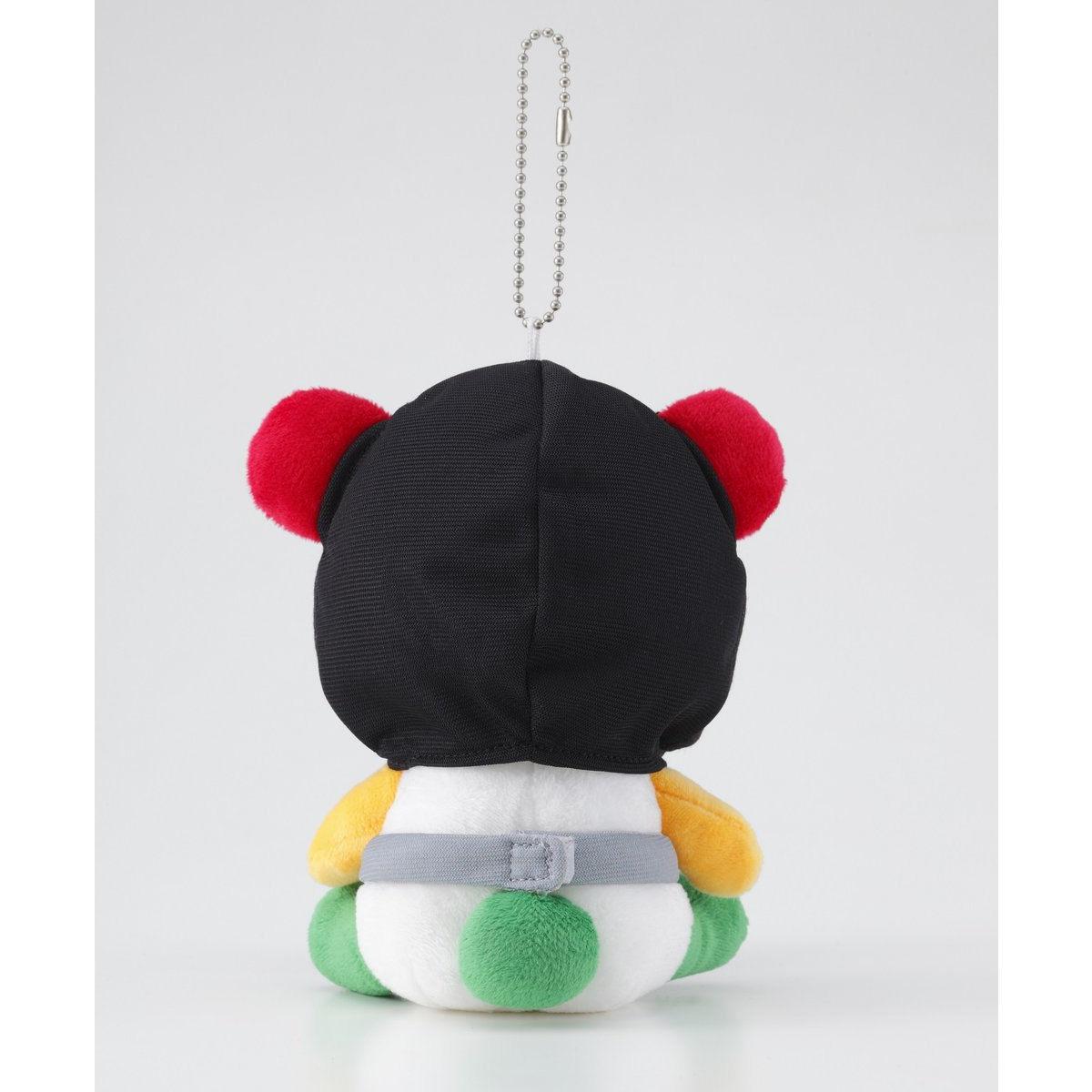 Kamen Rider OOO Panda Plushie