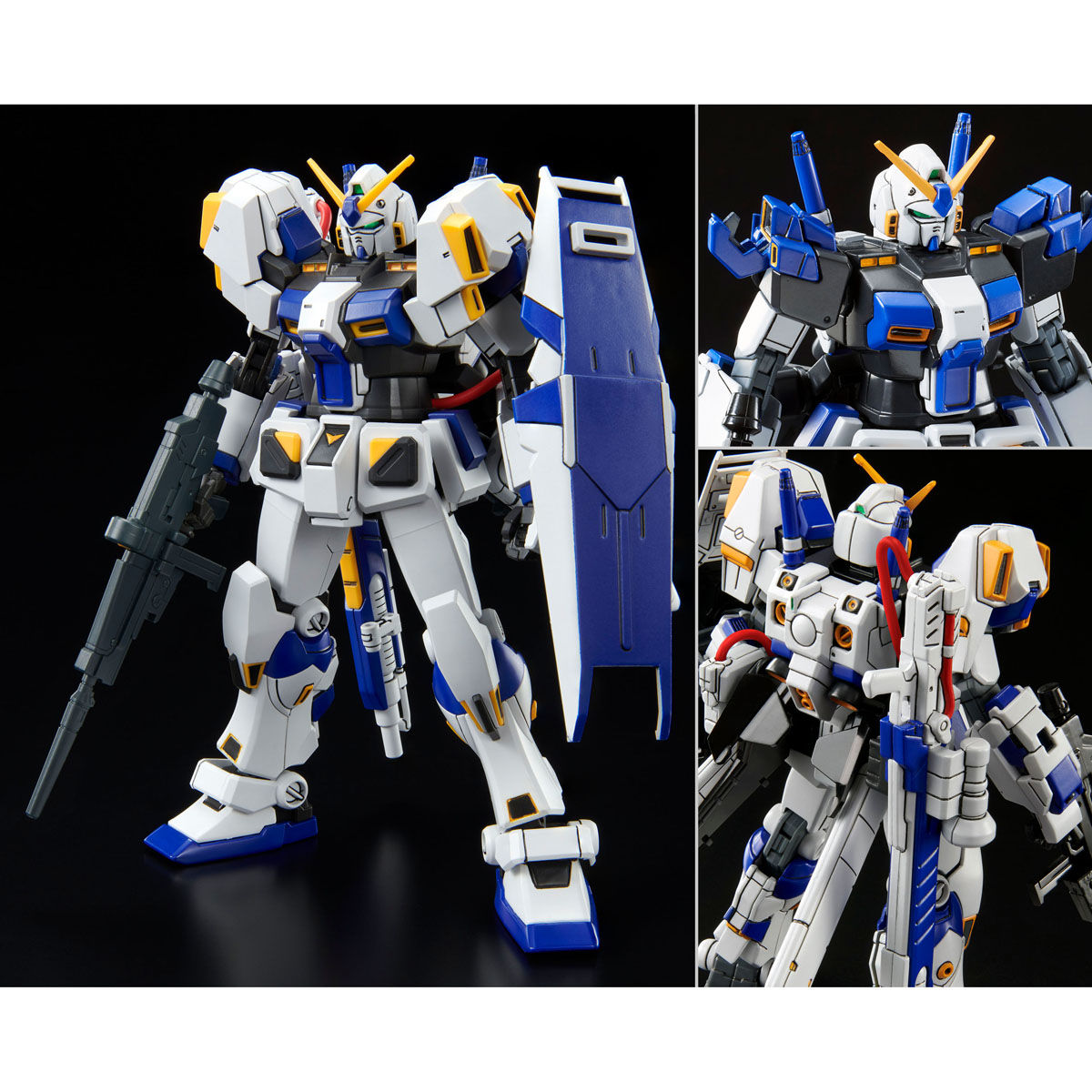 HG 1/144 GUNDAM G04  [Sep 2020 Delivery]