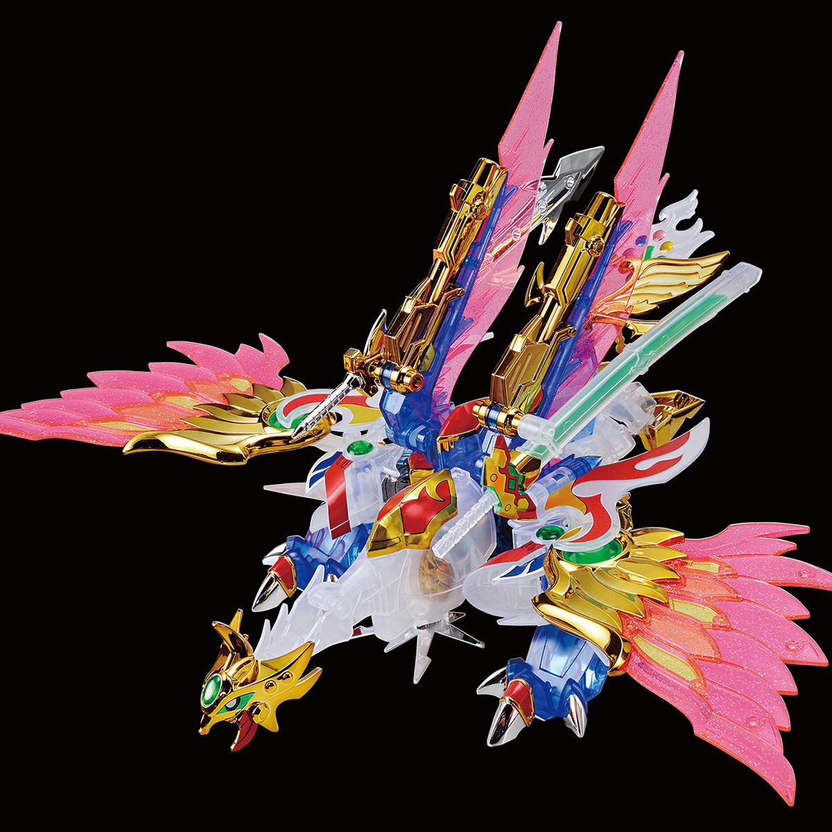 LEGENDBB THE GUNDAM BASE LIMITED VICTORY DAISHOGUN [CLEAR COLOR][Sep 2020 Delivery]