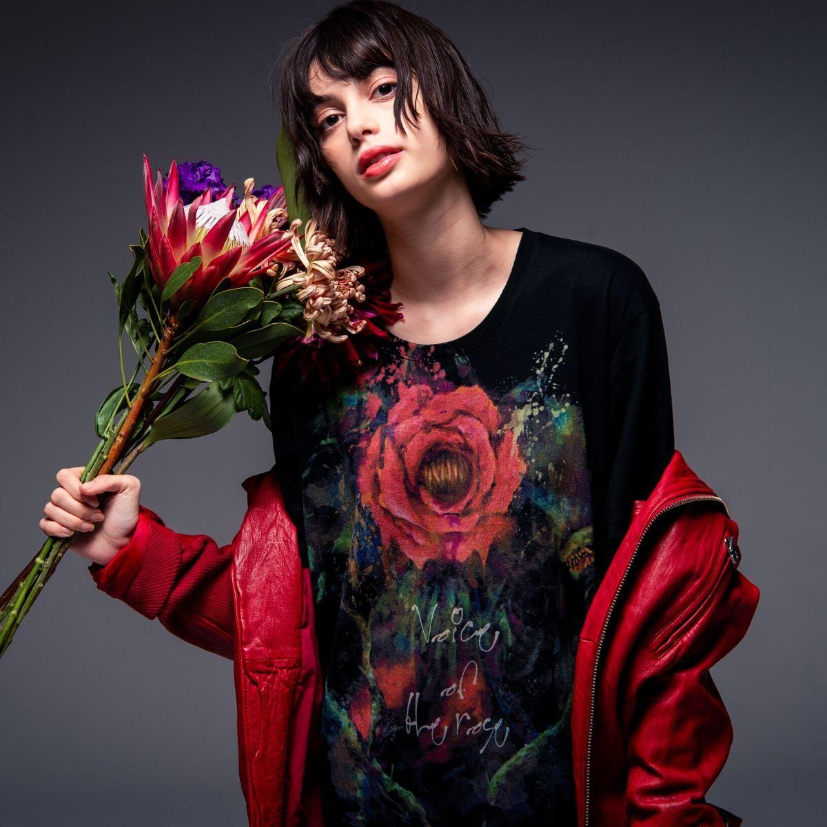 T-shirt—Godzilla/glamb Collaboration