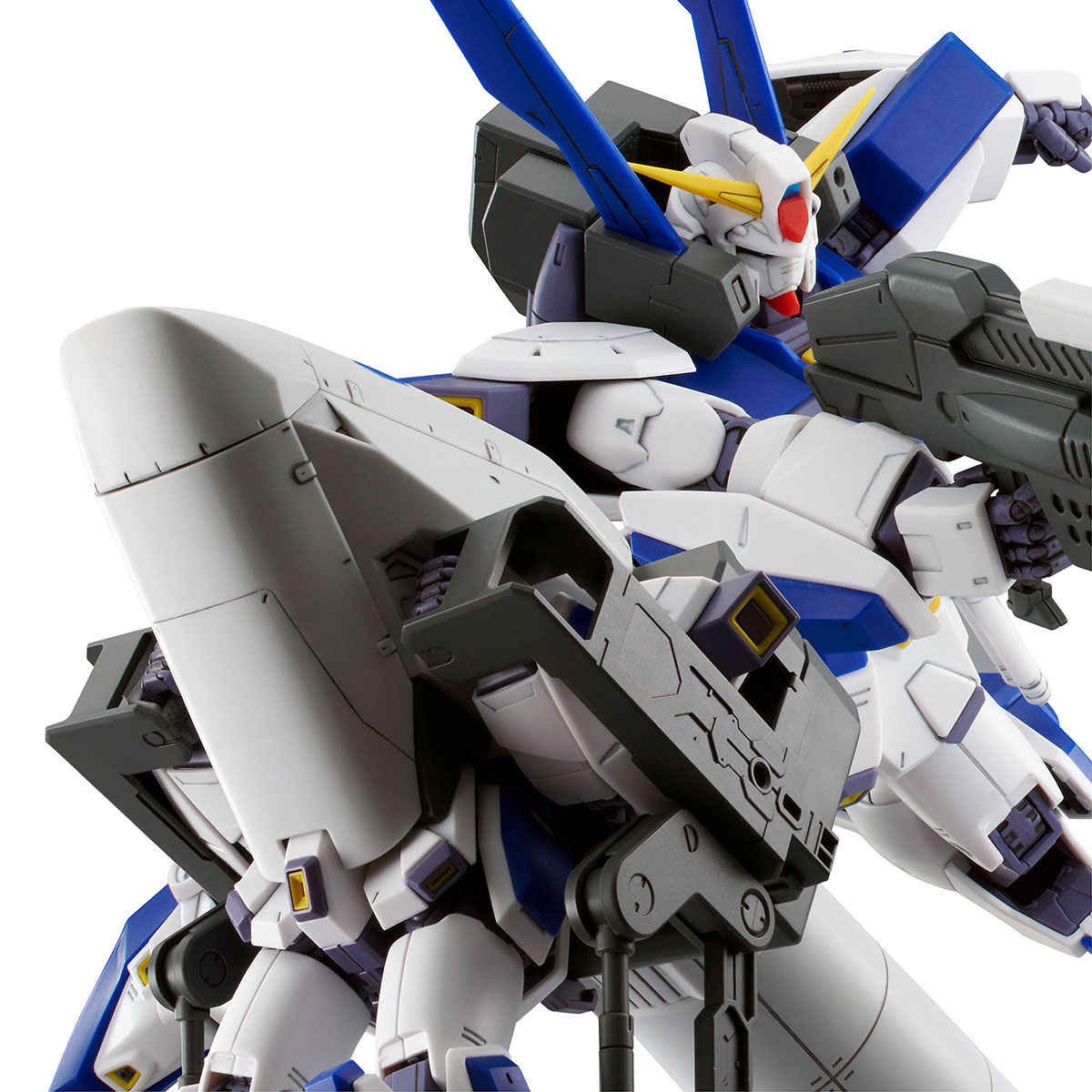 MG 1/100 MISSION PACK O-TYPE & U-TYPE for GUNDAM F90[Nov 2020 Delivery]