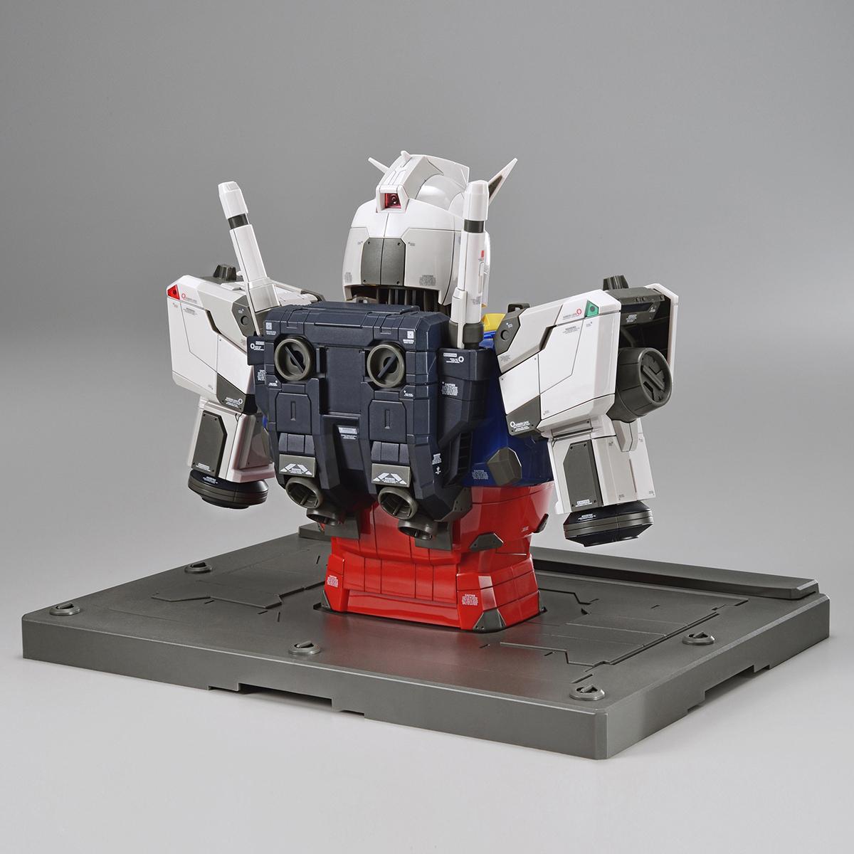 1/48 RX-78F00 GUNDAM [BUST MODEL]