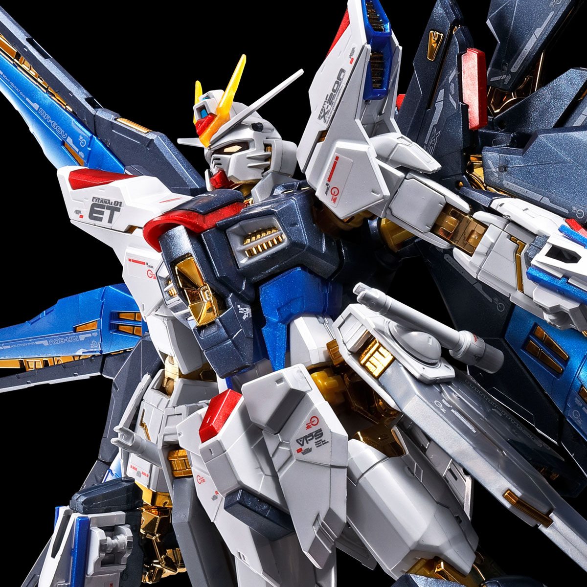 RG 1/144 STRIKE FREEDOM GUNDAM[TITANIUM FINISH]