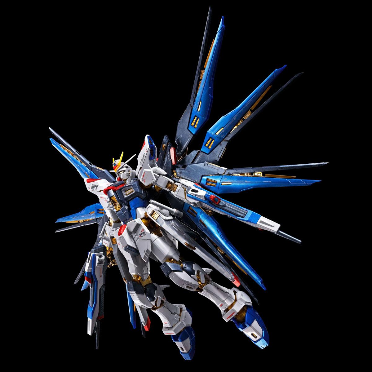 RG 1/144 STRIKE FREEDOM GUNDAM[TITANIUM FINISH]