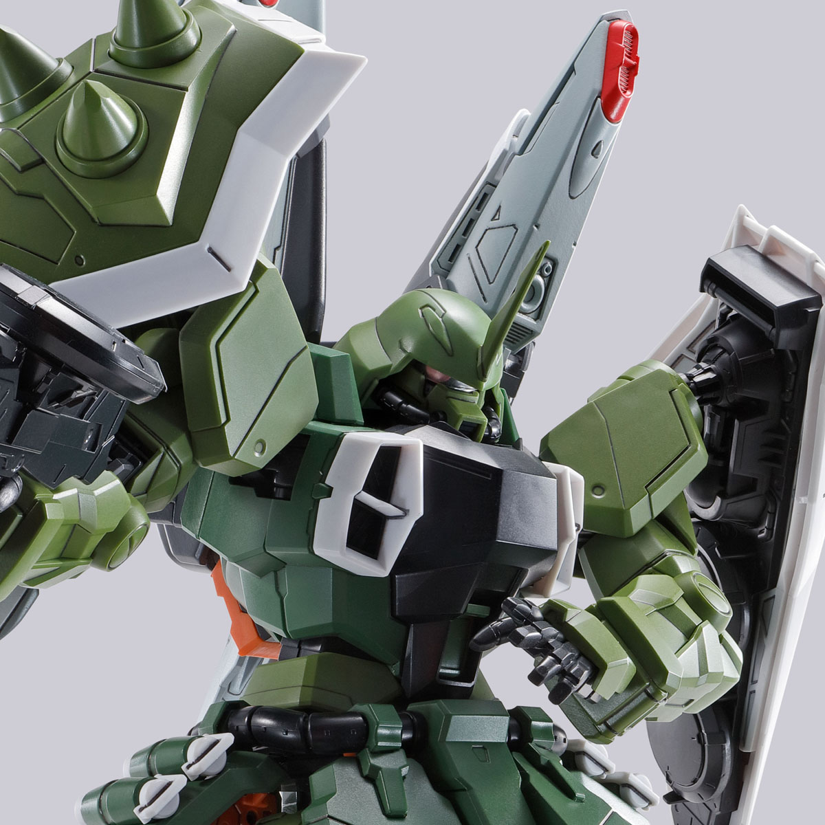 MG 1/100 BLAZE ZAKU PHANTOM / BLAZE ZAKU WARRIOR