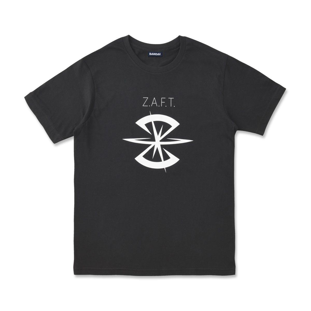 Mobile Suit Gundam SEED ZAFT Emblem T-shirt
