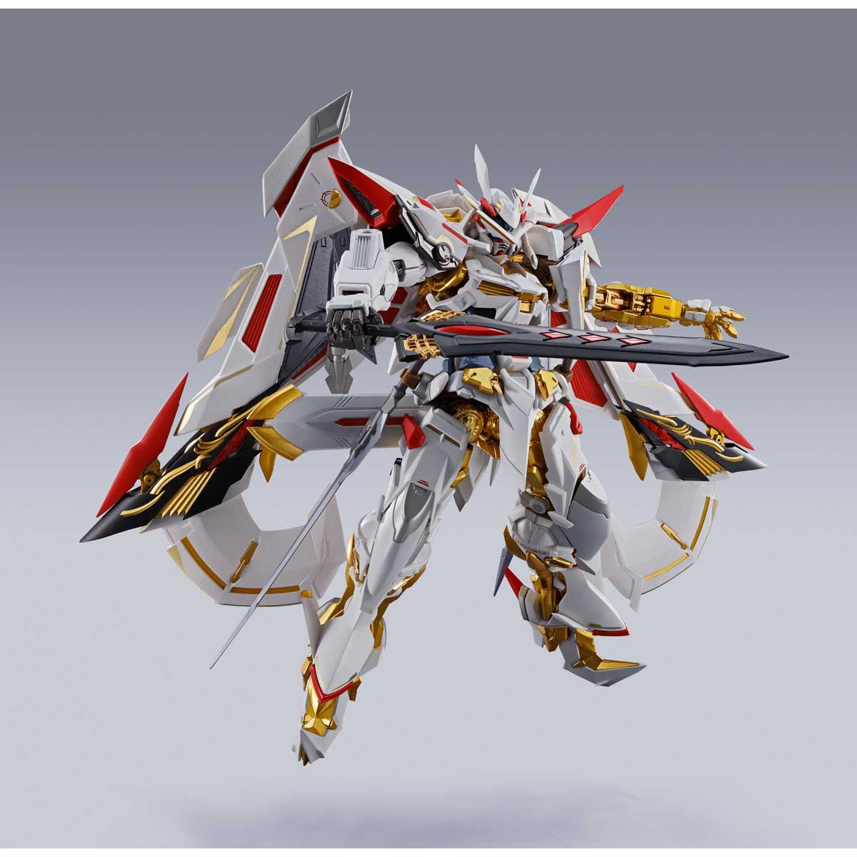 METAL BUILD GUNDAM ASTRAY GOLD FRAME AMATSU HANA Version Hana