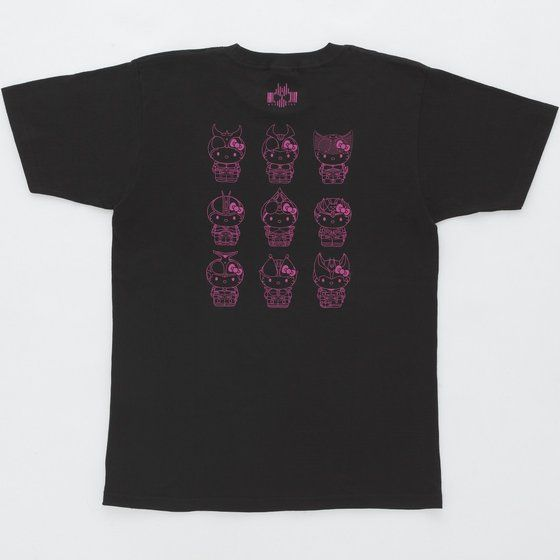 T-shirt—Kamen Rider Decade/Hello Kitty Collaboration