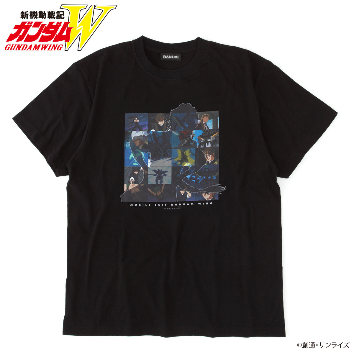 The Gundam Deathscythe T-shirt—Mobile Suit Gundam Wing