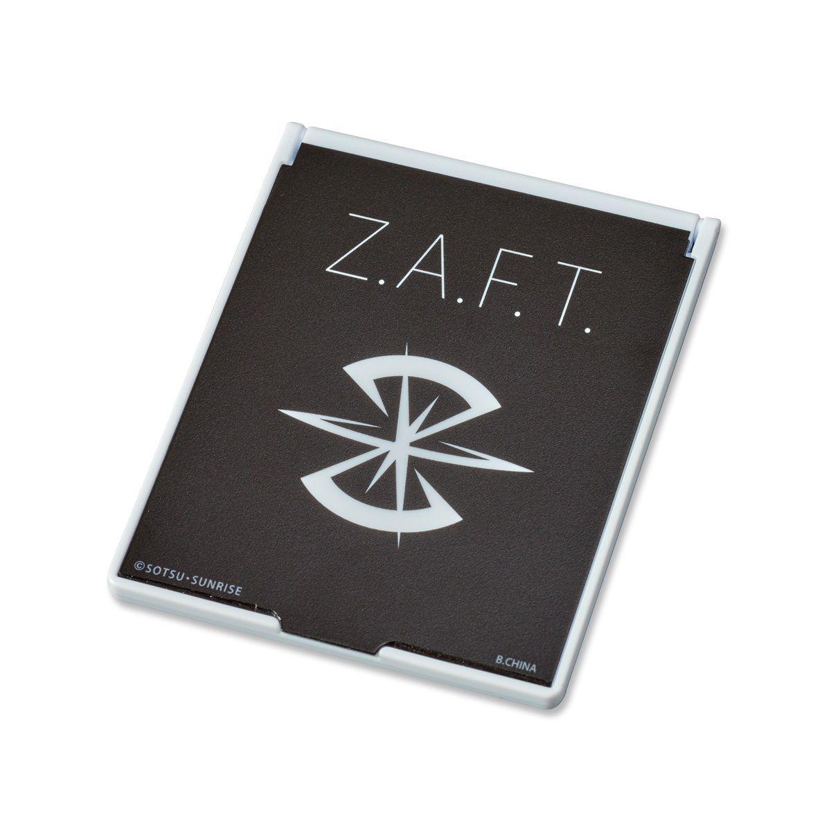 Mobile Suit Gundam SEED ZAFT Emblem Mirror