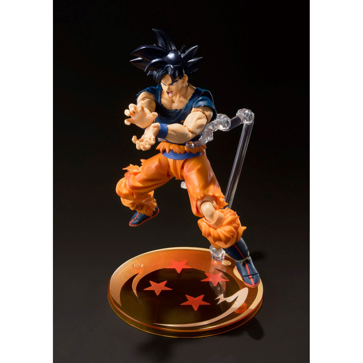 Tamashii Stage Dragon Ball -Event Exclusive Metallic Color Edition-  (7pcs set)