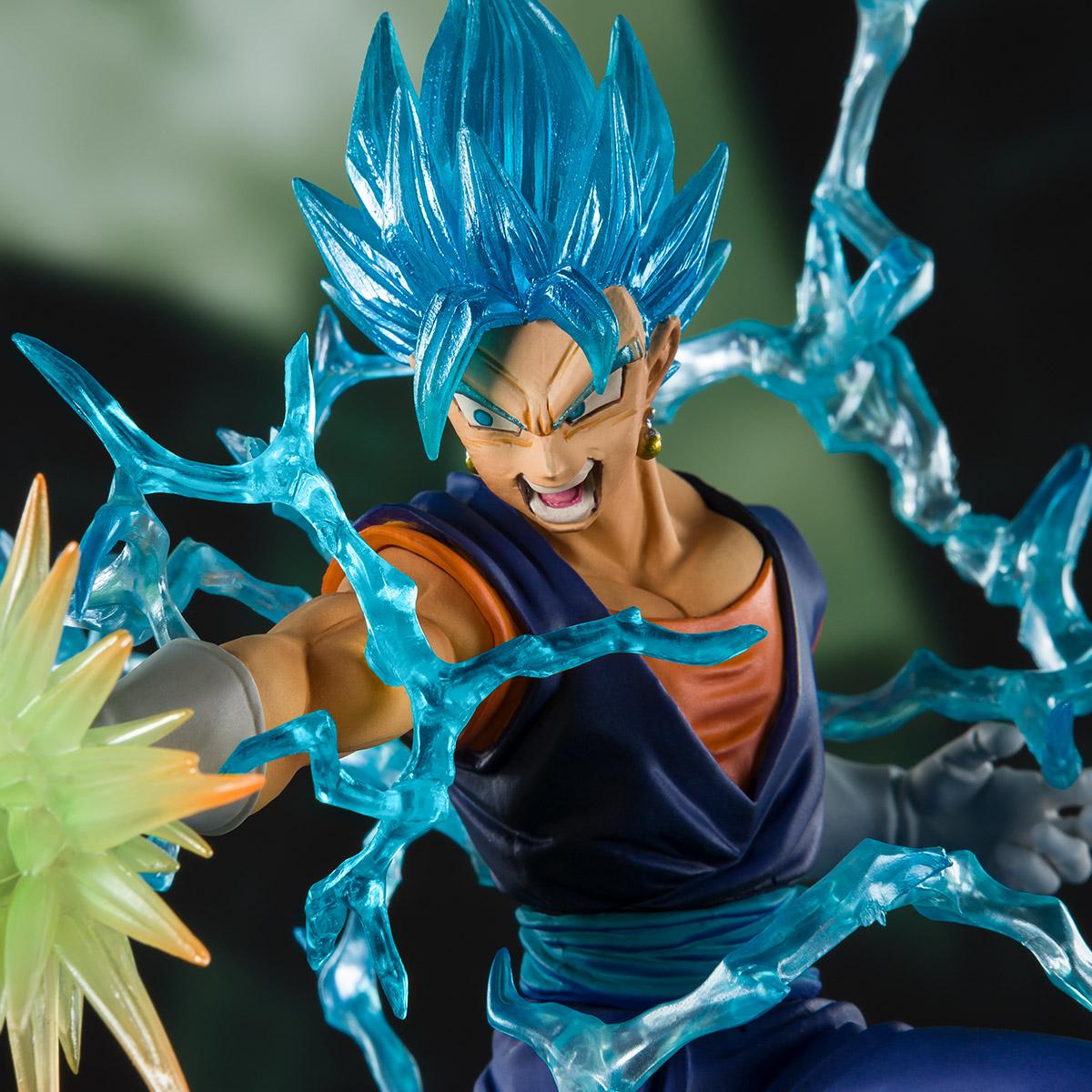 Figuarts ZERO SUPER SAIYAN GOD SUPER SAIYAN VEGITO-Event Exclusive Color Edition-