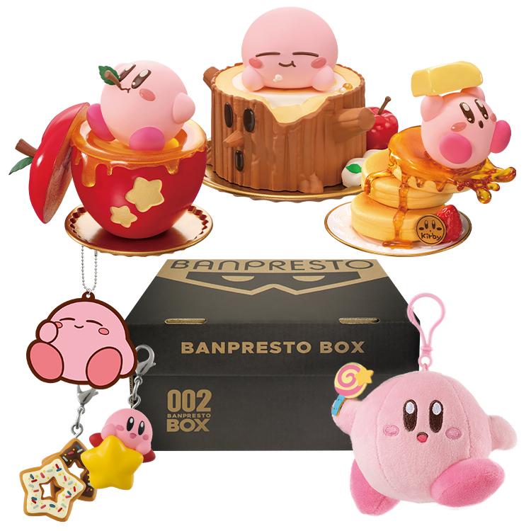 BANPRESTO BOX KIRBY'S DOLCE COLLECTION
