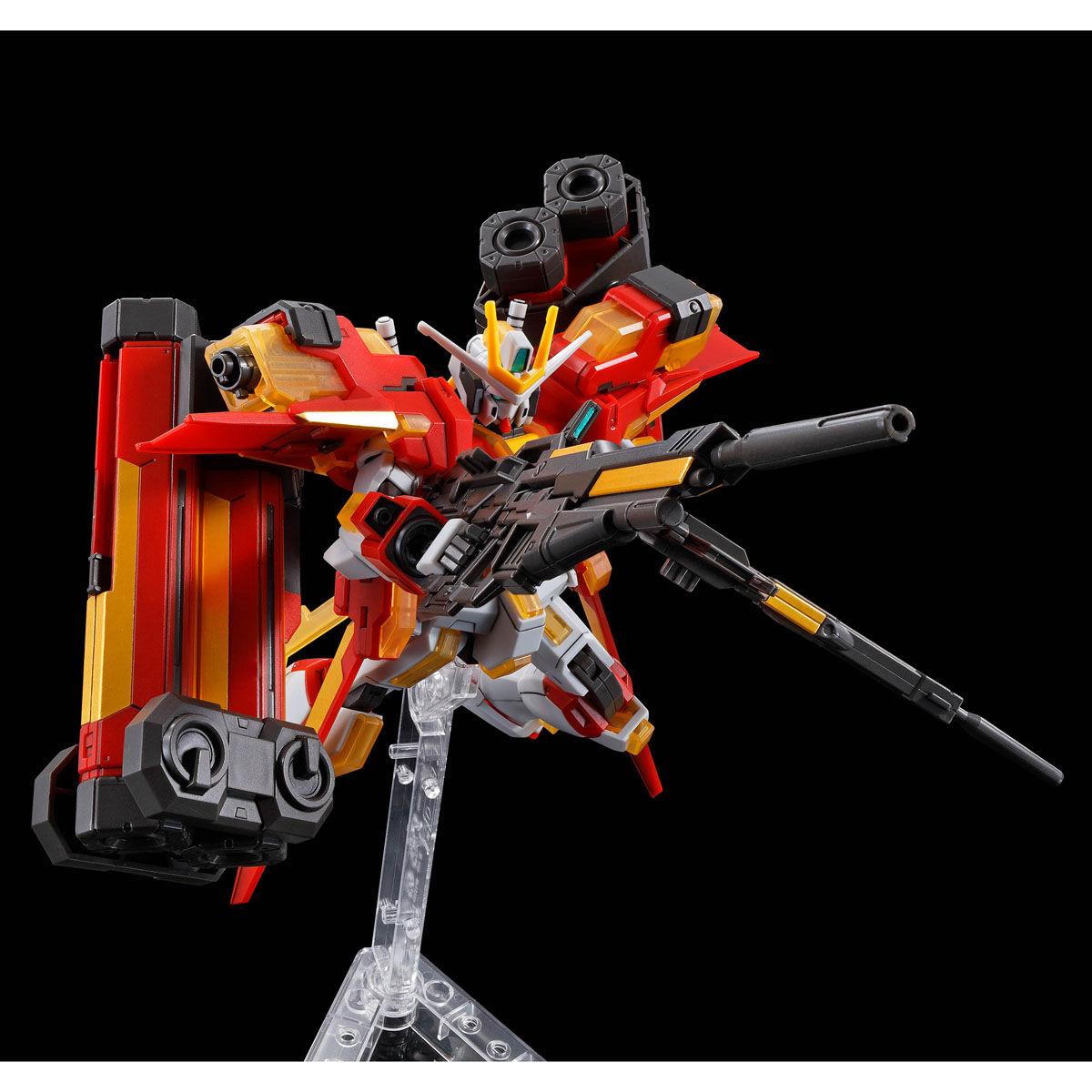 HG 1/144 EXTREME GUNDAM (type-LEOS) ECLIPSE-FACE