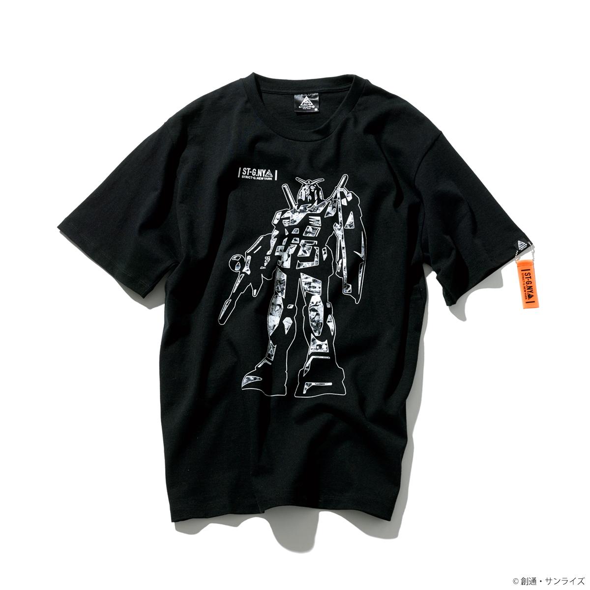 Gundam T-shirt—Mobile Suit Gundam/STRICT-G NEW YARK Collaboration