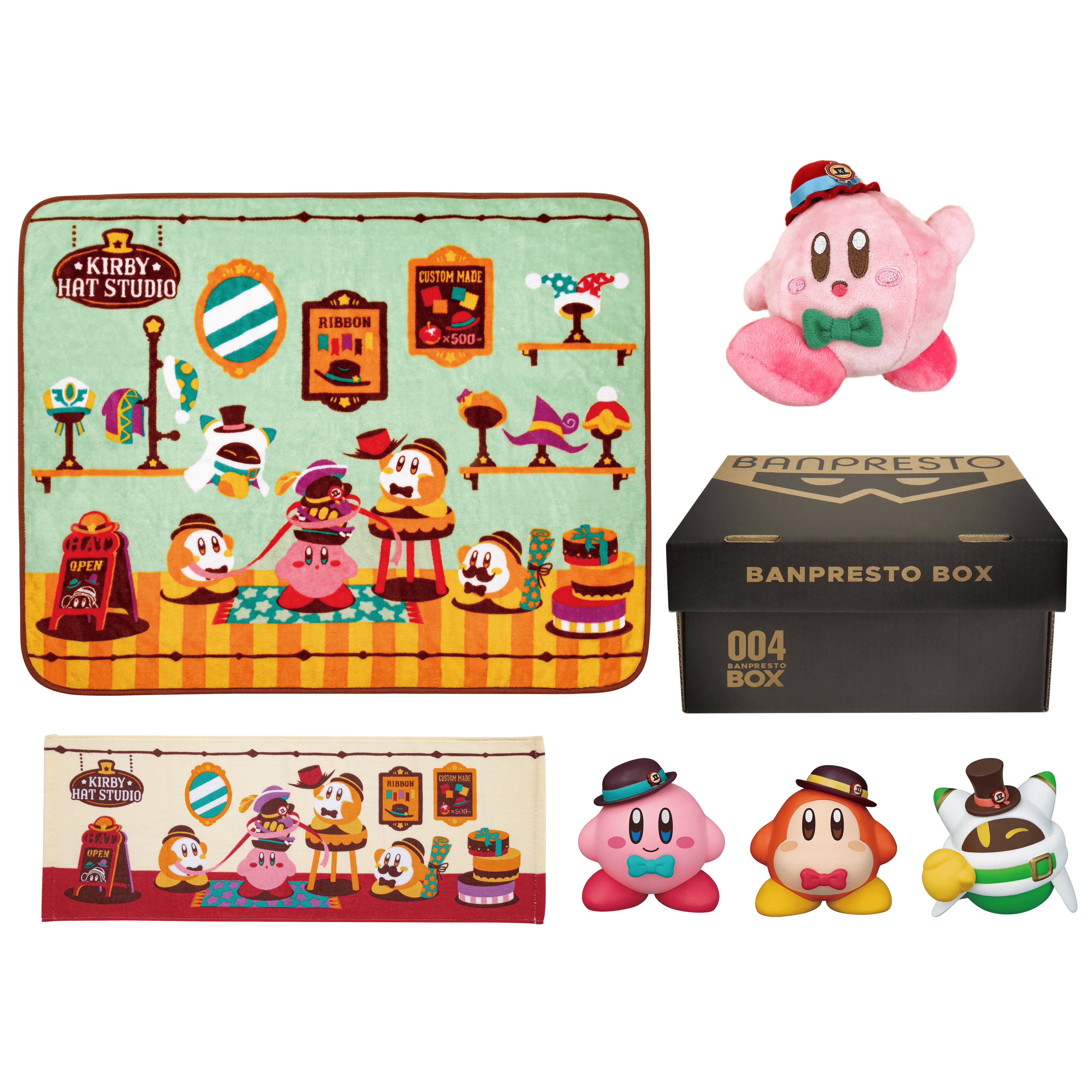 BANPRESTO BOX KIRBY HAT STUDIO [Feb 2021 Delivery]