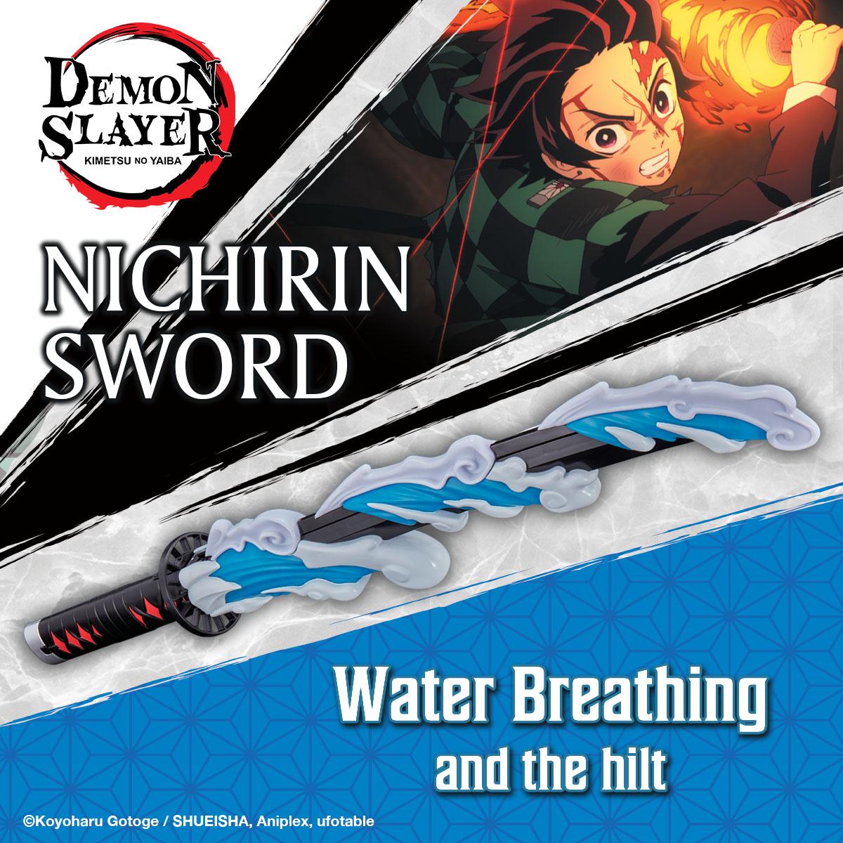 Demon Slayer DX Nichirin Sword New Release From Japan Kimetsu no Yaiba