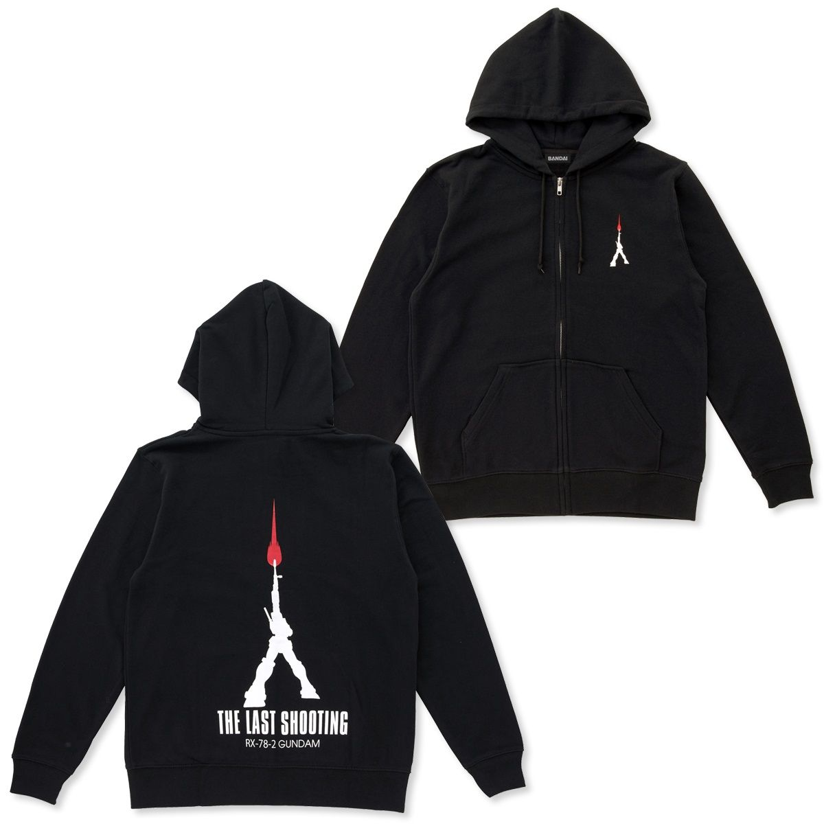 Mobile Suit Gundam The Last Shooting Hoodie