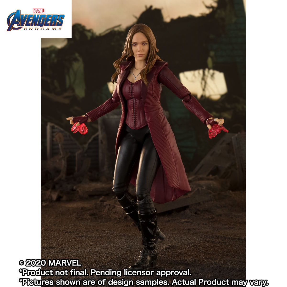 S.H.Figuarts Scarlet Witch (Avengers: Endgame)