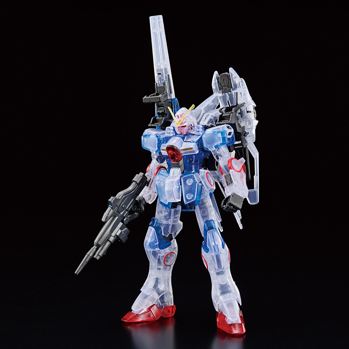 HG 1/144 THE GUNDAM BASE LIMITED SECOND V[CLEAR COLOR]