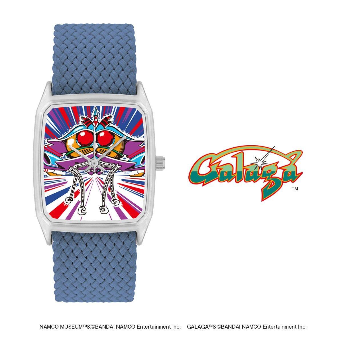 Galaga Wristwatch—Namco Museum/LAPS Collaboration