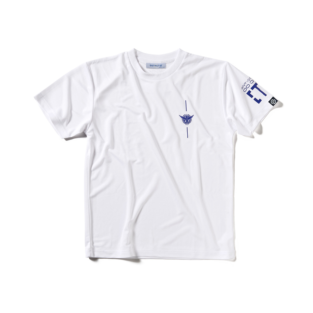 00 Qan[T] Quick-Drying T-shirt—Mobile Suit Gundam 00 the Movie -A wakening of the Trailblazer-/STRICT-G Collaboration