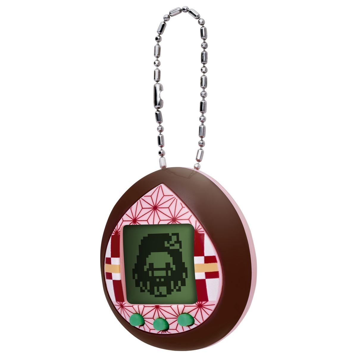 Demon Slayer Tamagotchi Tanjirotchi color and Nezukotchi color Set