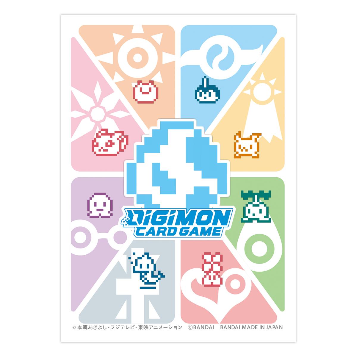 DIGIMON CARD TAMER'S EVOLUTION BOX[PB-01]
