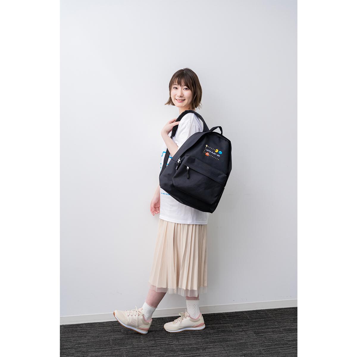 TEN-SURA x PAC-MAN™ Collaboration Backpack