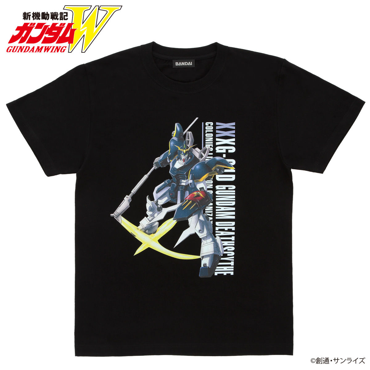 Mobile Suit Gundam Wing Full Color T-shirt Version 2.0