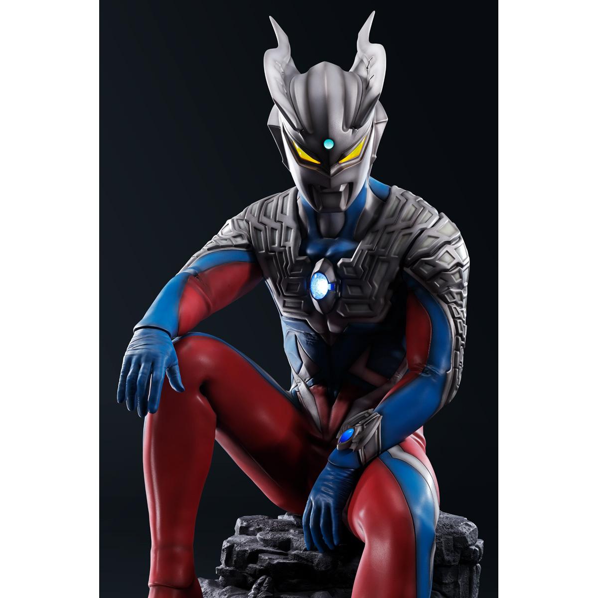 S.H.Figuarts Ultraman Zero 10th anniversary Special Color Ver Tamashi Event 202