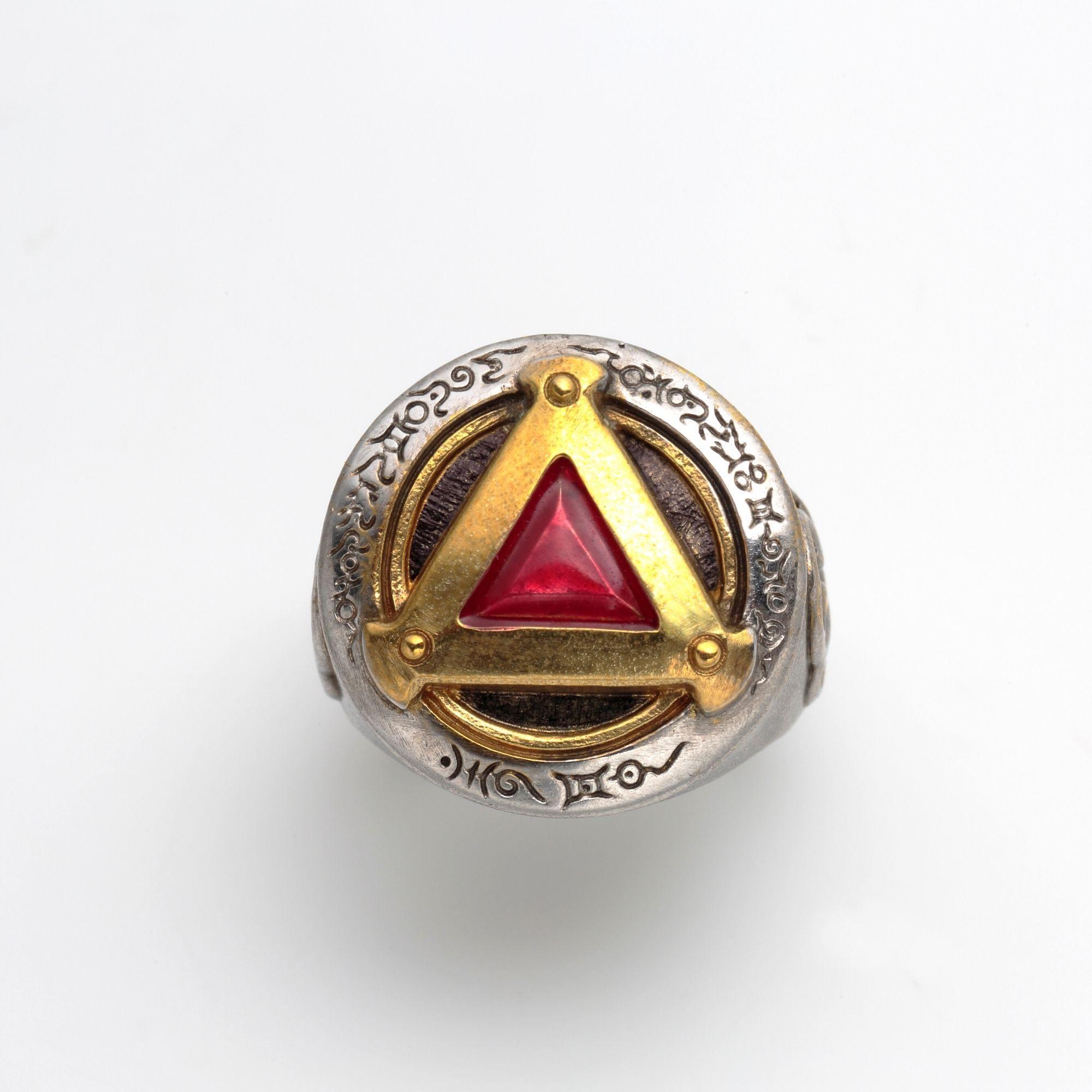 Garo Emblem Ring—GARO