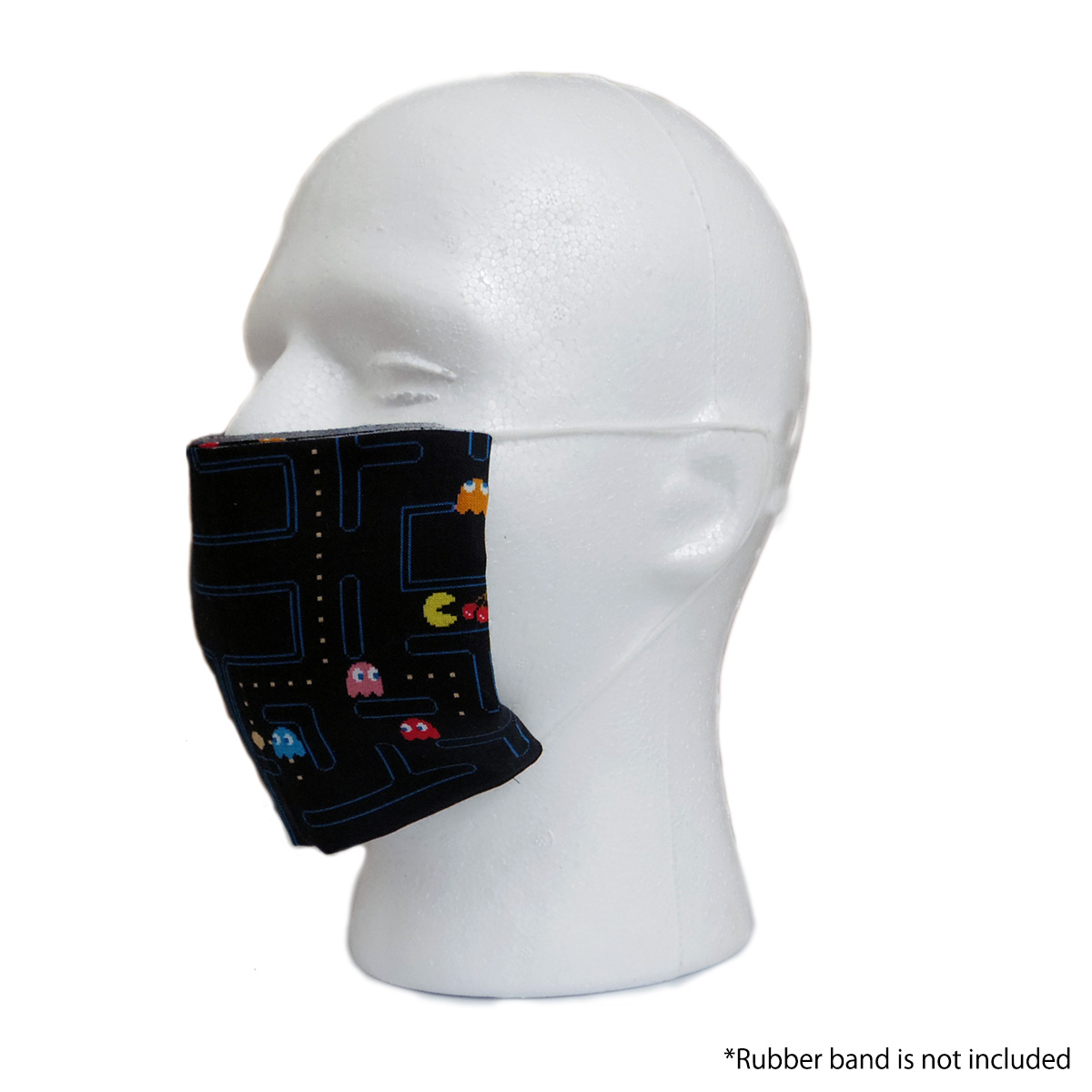 PAC-MAN Tenugui Face Covering [Mayl 2021 Delivery]
