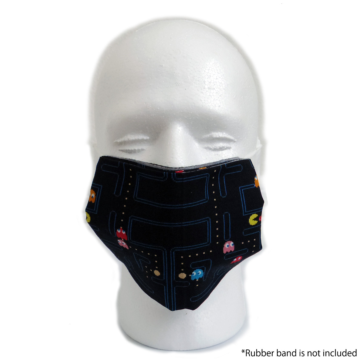 PAC-MAN Tenugui Face Covering [June 2021 Delivery]