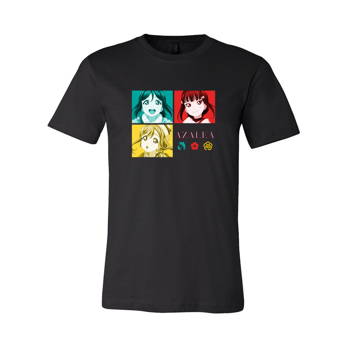 Love Live! Sunshine!! Unit T-Shirt AZALEA