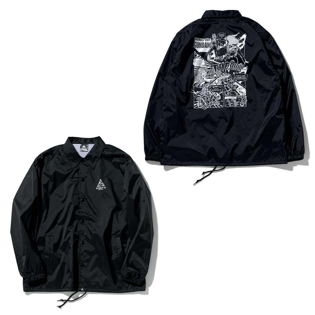 STRICT-G NEW YARK Coach Jacket Comics