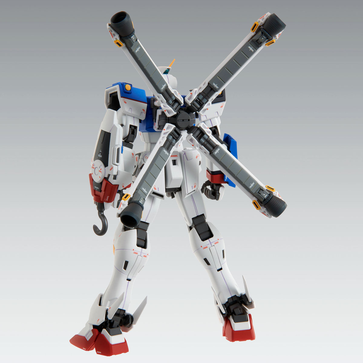 MG 1/100 CROSSBONE GUNDAM X1(PATCHWORK) Ver.Ka