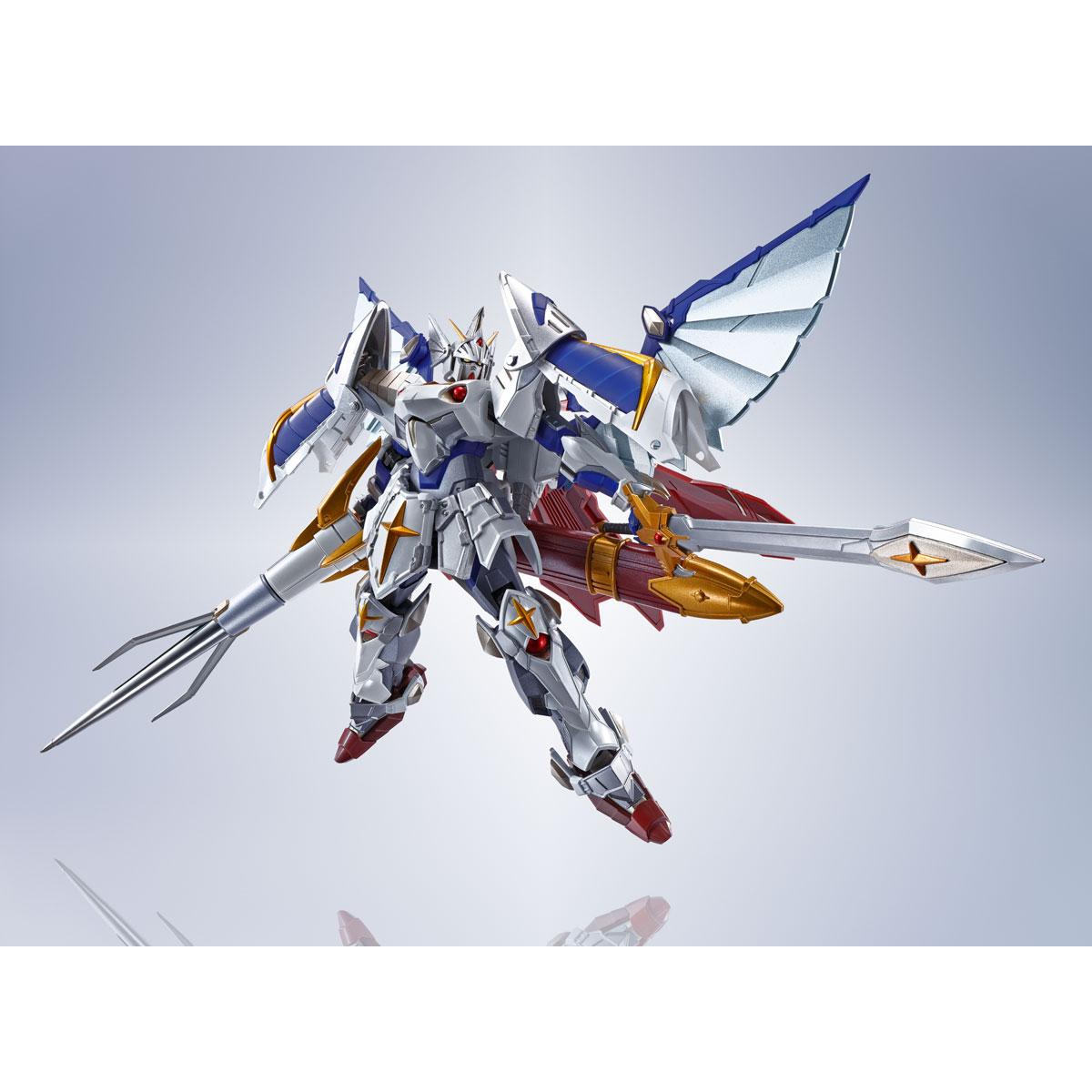 METAL ROBOT SPIRITS <SIDE MS> VERSAL KNIGHT GUNDAM (Real Type ver.)