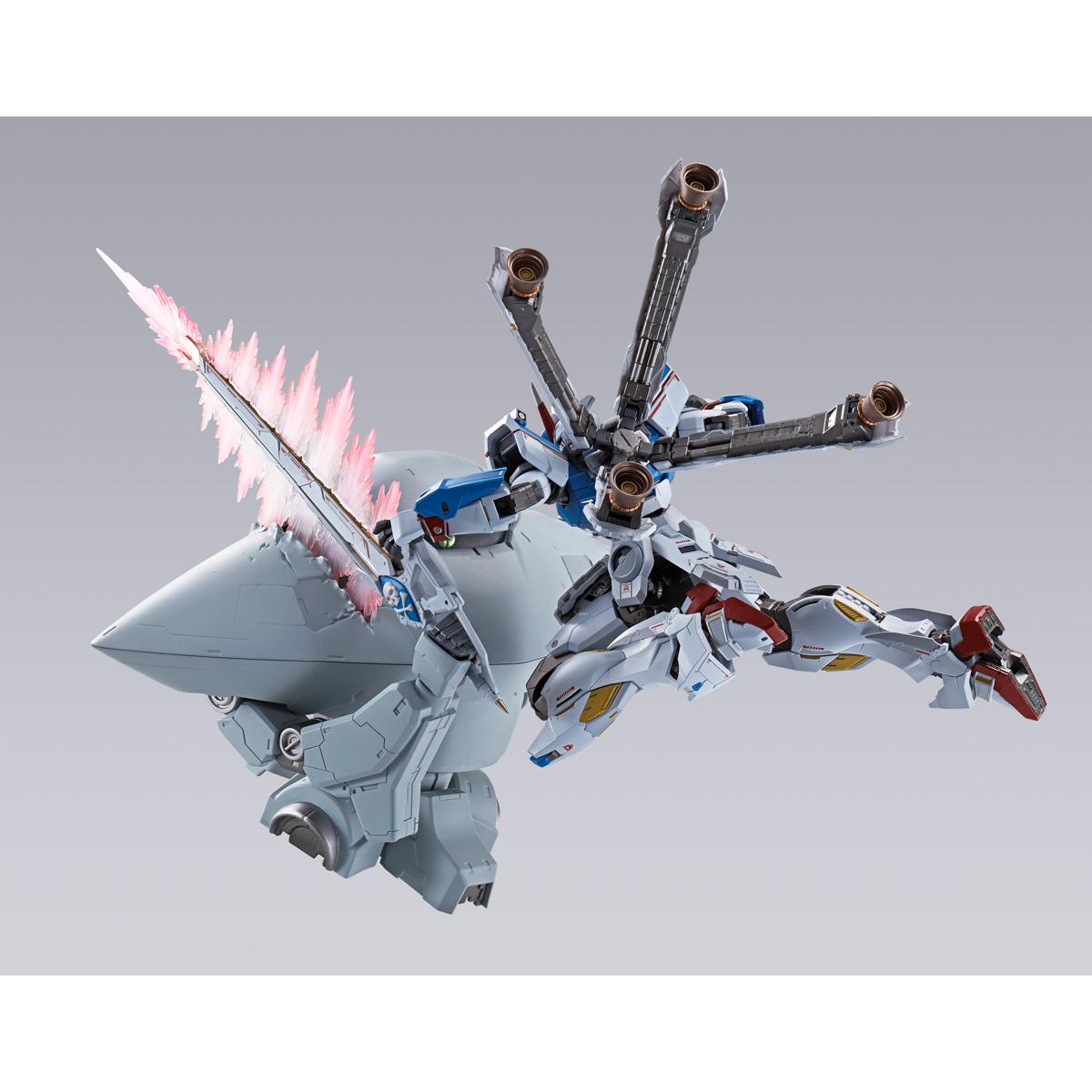 METAL BUILD CROSSBONE GUNDAM X3