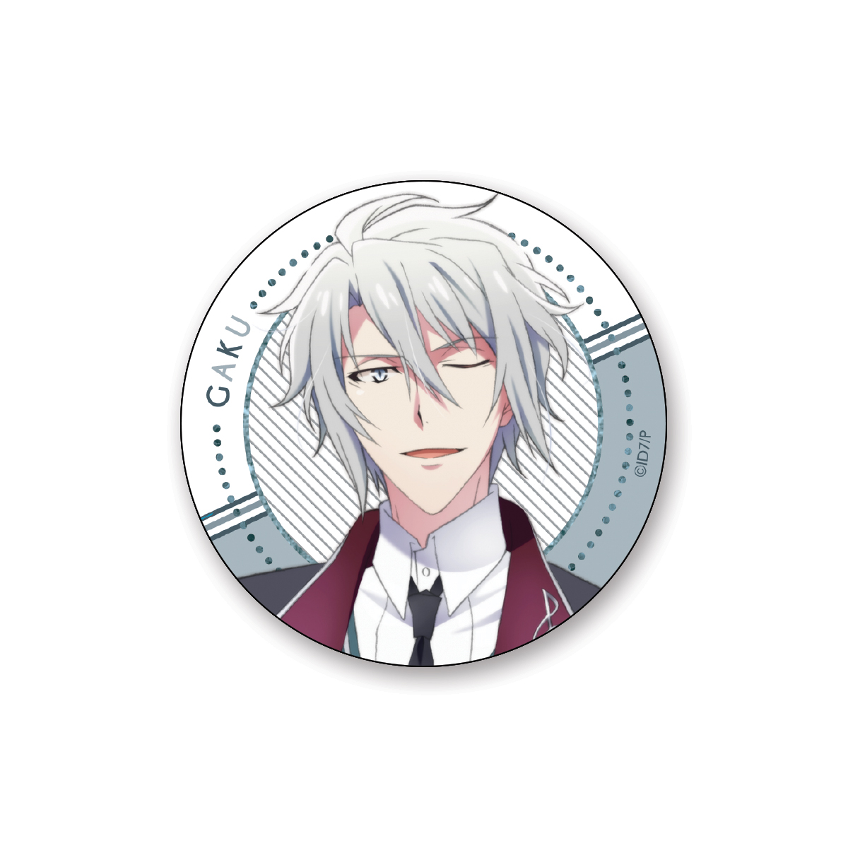IDOLiSH7 Second BEAT! Tin Button Set [Jan 2021 Delivery]