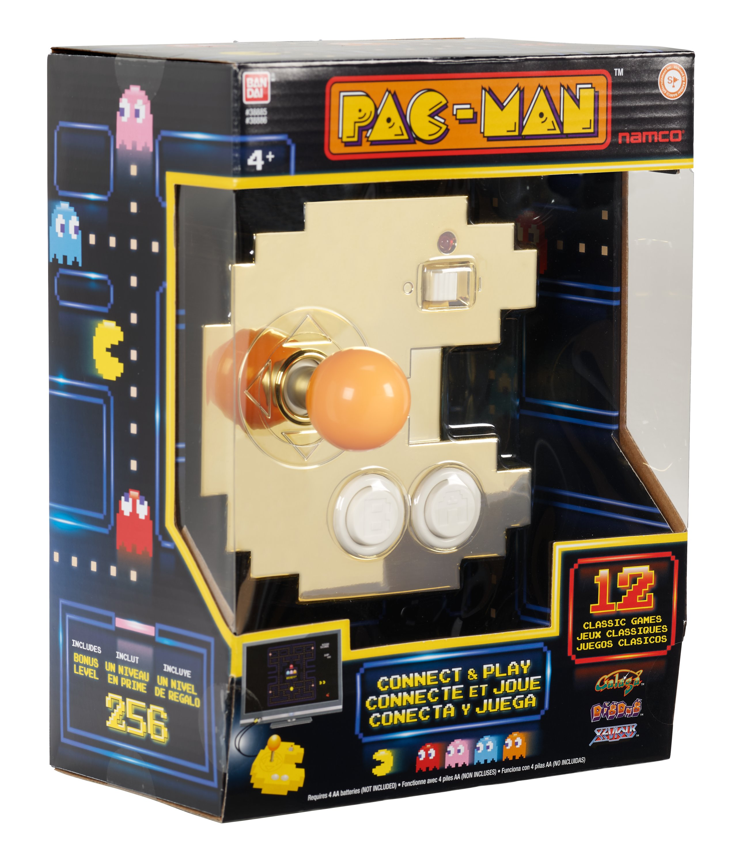 Pac-Man Connect and Play: Gold Edition  [May 2021 Delivery]