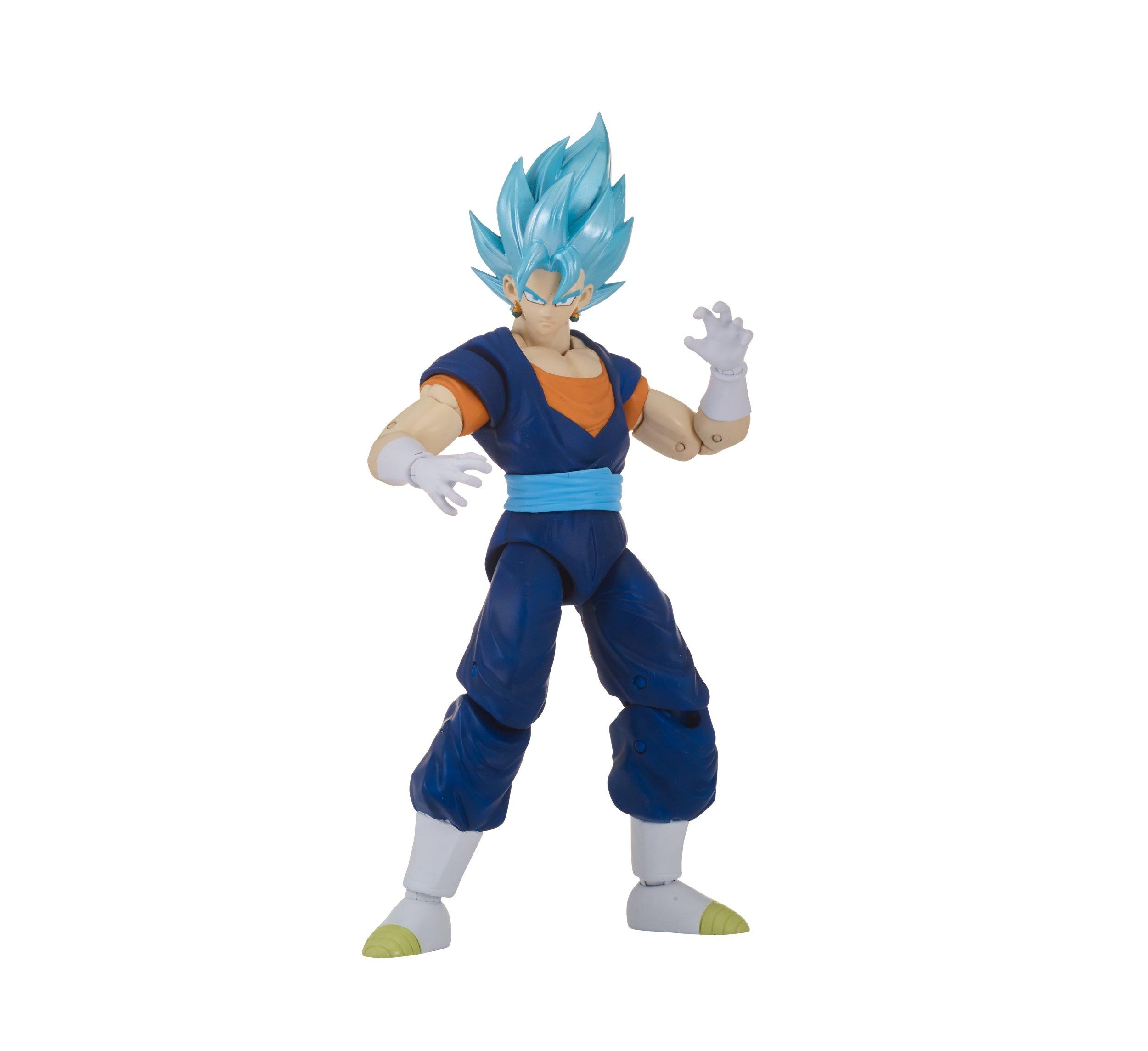 Dragon Stars Collector Value Pack: Super Saiyan Blue Vegito(x2), Super Saiyan Cabba(x2), Jiren(x2) set